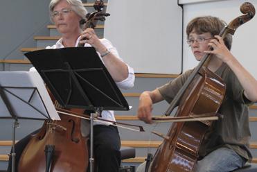 Cello voor jongeren
