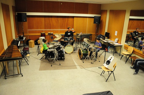 Drums en percussie voor jongeren