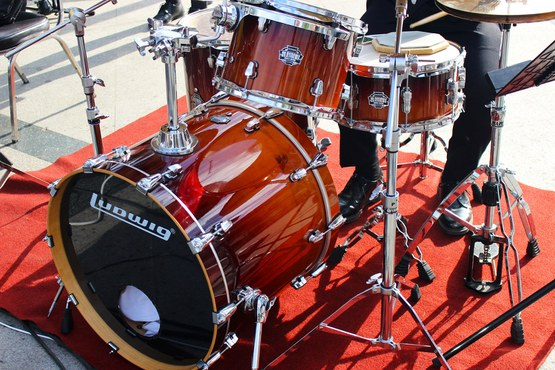 Drumworkshop voor kinderen